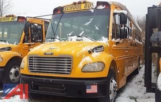 2008 Thomas/Freightliner C2/Saf-T-Liner School Bus