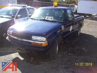 2003 Chevy S10 Pickup Truck
