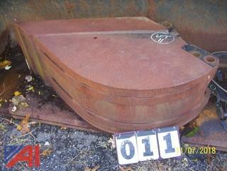 """Ford 16"""" Digging Backhoe Bucket"""
