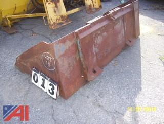 Bobcat Standard Bucket