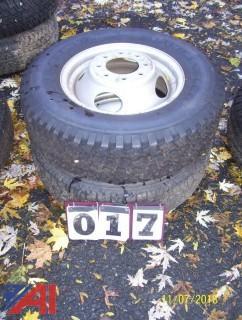 LT225/75R16 Tires