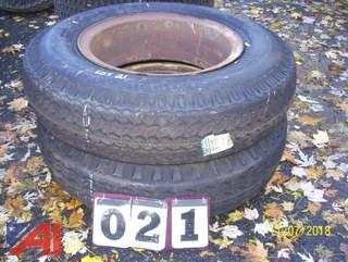 8.25-20 Tires