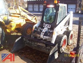 1996 Bobcat 853H Skid Steer