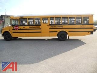 2002 Freightliner Thomas School Bus