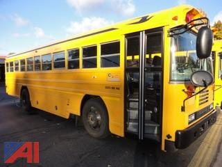 2012 Blue Bird All American School Bus