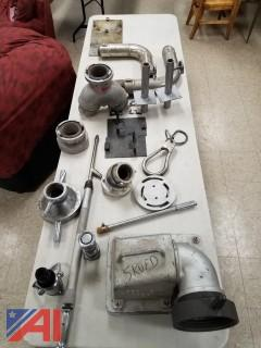 Various Surplus/Out of Service Fire Service Fittings