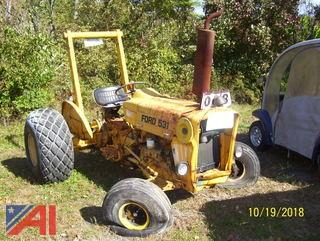 1978 Ford 531 Tractor