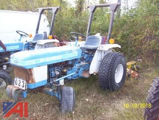 1986 Ford 1710 26HP Tractor