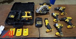 Dewalt 20V Tools