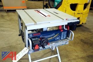Bosch Portable Table Saw