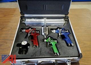 Paint Spray Gun Set