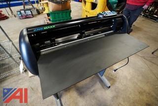 KNK Maxx Air Vinyl Cutter, ACS-24HF