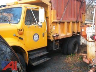 1993 International 4700 Dump Truck