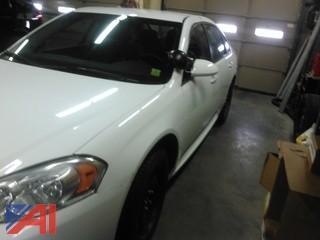 2014 Chevrolet Impala 4DSD/Police Vehicle