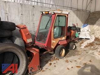 Toro 327 Groundsmaster 5' Snowblower