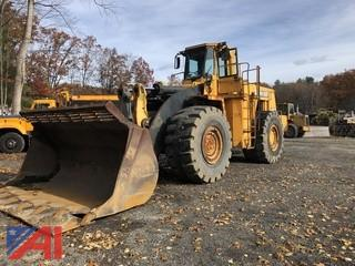 1992 Michigan L320 Loader