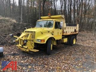 1996 International 4700 Dump