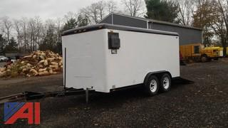1989 Wells Cargo Extended Trailer