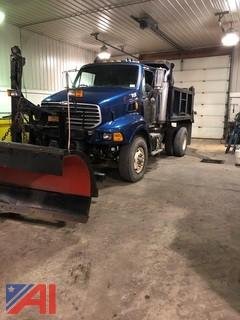 2003 Sterling LT8500 Dump Truck with Plow