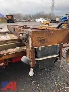 10' Harder Dump Box Spreader