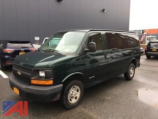 2003 Chevrolet Express 2500 Van