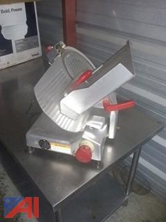 """Berkel, 827A 12"""" Meat Slicer"""