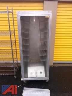 Holding Warming Cabinet