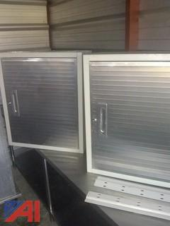 Metal Wall Cabinets