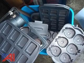 Aluminum Baking Molds