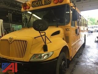 2005 International PB105 School Bus