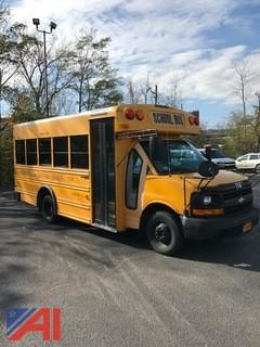2008 Chevrolet Express 3500 Mini School Bus