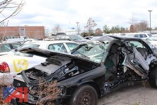2011 Ford Crown Victoria 4 Door/Police Interceptor