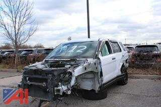 2014 Ford Explorer SUV/Police Vehicle