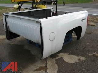 2008 Chevy Pickup Box, Tailgate and Bumper