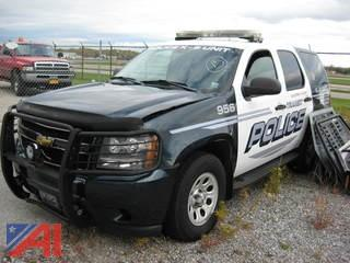 2009 Chevy Tahoe SUV/Police Vehicle