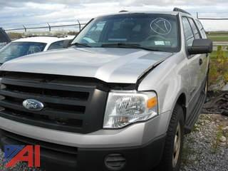 2007 Ford Expedition SUV/Police Vehicle