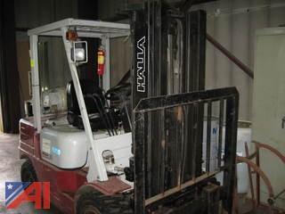 Halla 30 Forklift