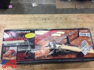 Craftsman Compound Miter Box