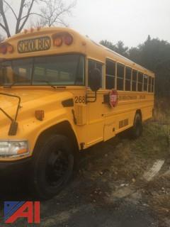 2008 Blue Bird School Bus