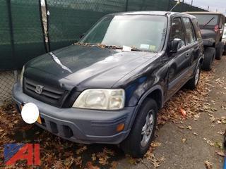 1999 Honda CRV SUV