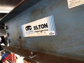 OTC 55 Ton Press