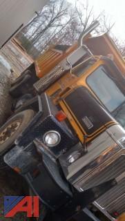 1980 International Paystar 5000 Dump Truck