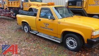 1992 Dodge Dakota Pickup