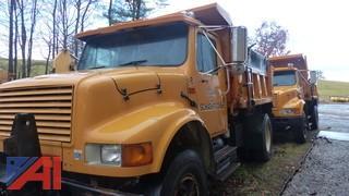 1990 International 4900 Dump Truck