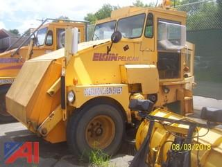 1994 Elgin Pelican SE Sweeper