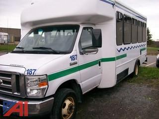 2010 Ford E450 Wheelchair Bus
