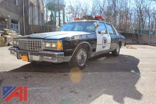 1985 Chevrolet Caprice Sedan