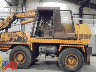 **Lot Updated** 1987 Case 1085B Excavator