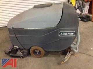 "Advance Adhancer 32"" Floor Scrubber"