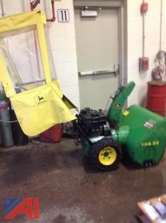 "John Deere 32"" Snow Blower, Model TRS32"
